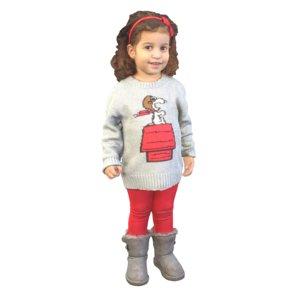 little girl standing 3D model