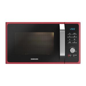 microwave samsung mg23f301tqr 3D model