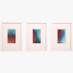 3d framed artwork modern