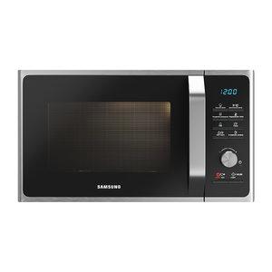 3D microwave samsung mg23f302tqs