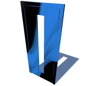 door unity 3D model