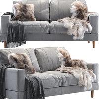 Capri sofa 183cm