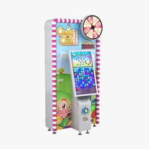 candy crush arcade 3D