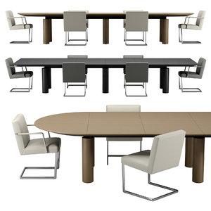 - tables 3D model