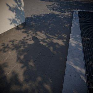 paving tiles 600x300 3D model