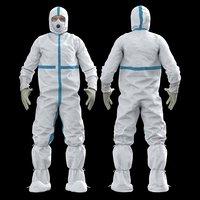 Protective uniform COVID-19