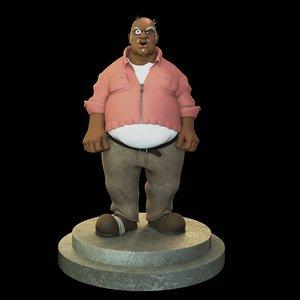 3D uncle ruckus