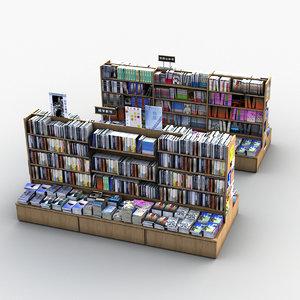 books 0002 3D