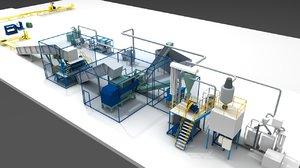 3D arp industry