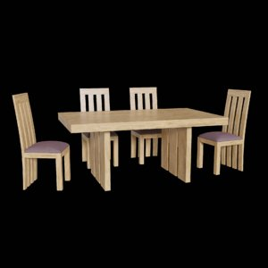 table set 3D