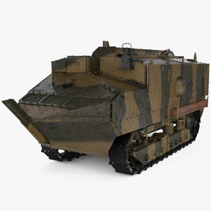 schneider ca1 3D model