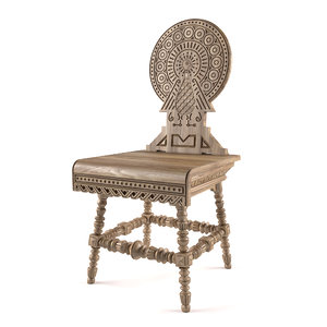 old russian chair model