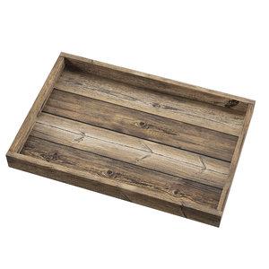 wood model 3D model