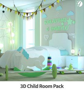room child 3D model