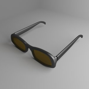 3D safety goggles 4