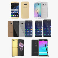 Samsung Cellphones Collection 2