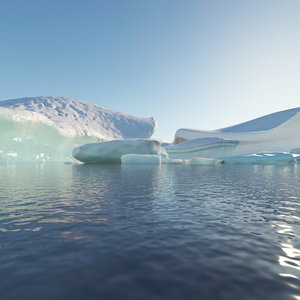 icescape ice 3D