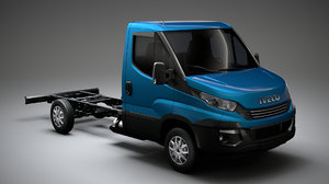 iveco daily single cab model