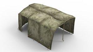 3D tent camp sport