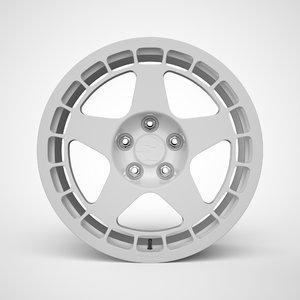 car parts wheels 3D