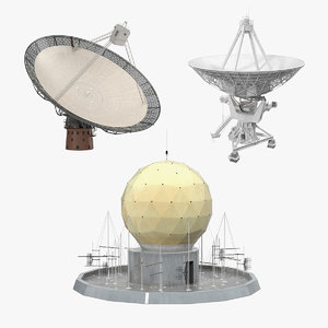 3D radar antennas