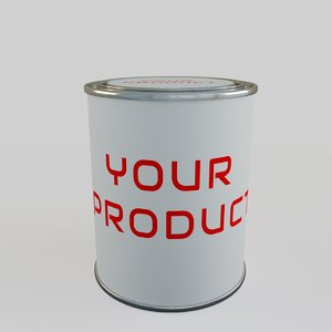 product visualize 3D model