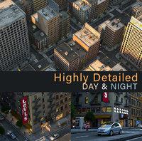HD Urban City