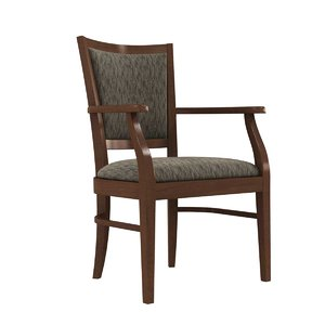 armchair desmond 3D