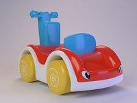 Toy Cartoon Cute Car