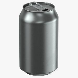 beverage standard 330ml open 3D