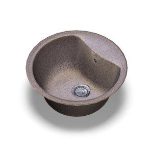 sink fosto kmd 50 3D model