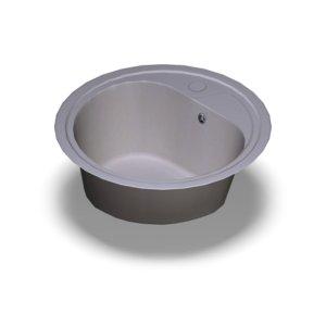 sink fosto kmd 45 3D model