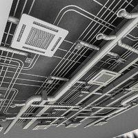 3D Ventilation Model
