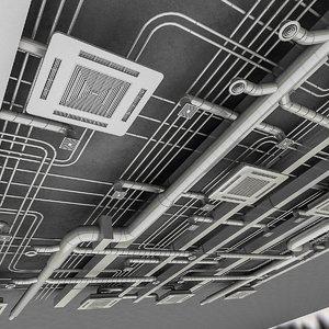 ventilation 3D