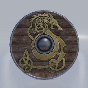 shield viking model