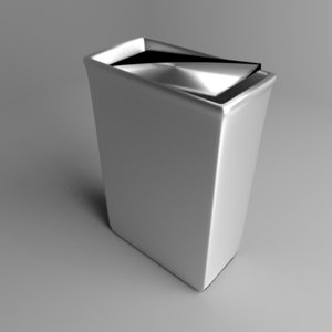 waste container 9 3D model