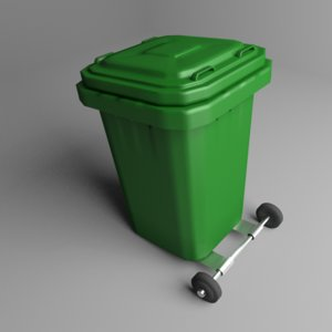 waste container 6 model
