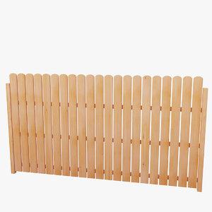 3D wooden wood