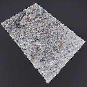 3D carpets touching deep