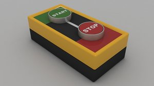3D start stop push