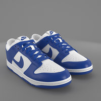 Nike Dunk Low varsity royal PBR