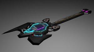 3D guitar speakers