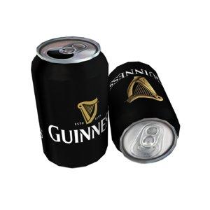modeled drink 3D