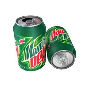 3D modeled drink