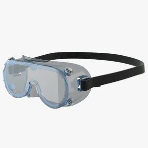 3D medical 3m protective goggles