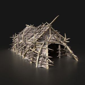 aaa orcish house model