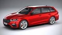 Skoda Octavia Estate RS 2020