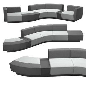 - sofa 3D