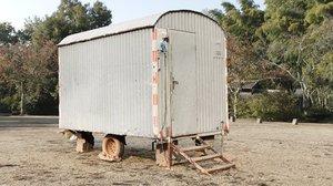 trailer prop 3D model