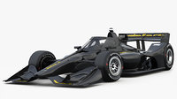 Dallara DW12 Aeroscreen Road Course 2020